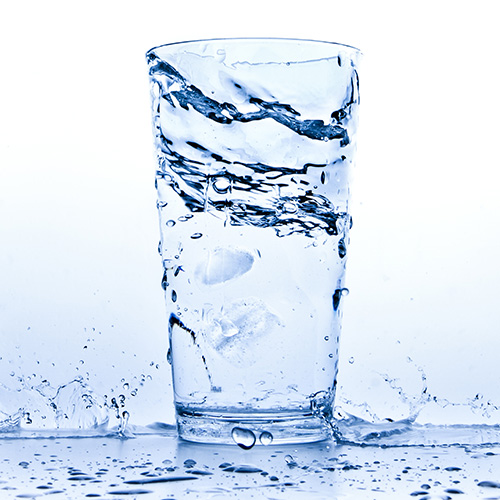Water is good for us and essential in preventative health